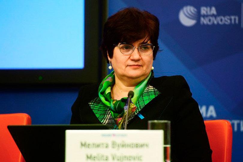 Мелита Вуйнович - ВОЗ