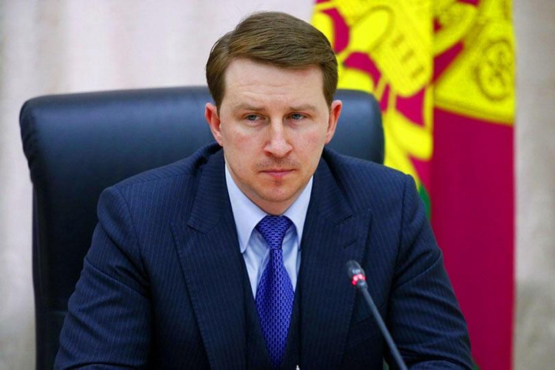 мэр Сочи Алексей Копайгородский