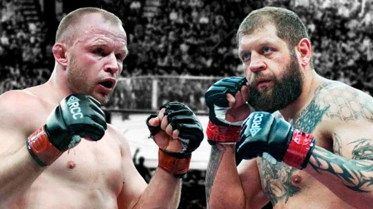 Предполагаемый бой Емельяненко и Шлеменко грозит стать хитом сезона, но вызывает неприятный осадок