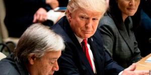 Россия призвала ООН обнулить санкции в борьбе с мировым кризисом, ее поддержали Китай, КНДР, Куба и другие