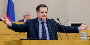 Депутат Макаров, который прославился ПР и налогом на самозанятых, выступил в поддержку 13% налога с банковских вкладов