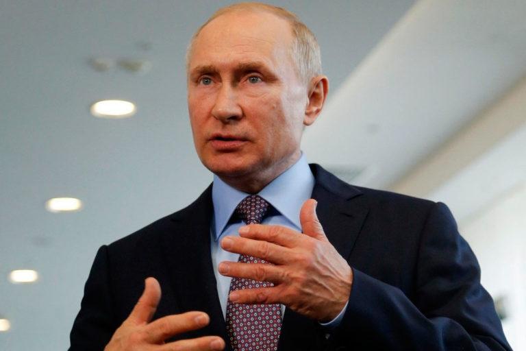 Путин исполнил свое обещание и наконец-то снял Россию с нефтегазовой иглы
