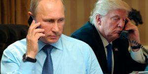 Путин позвонил Трампу и пожаловался на наследного принца Саудовской Аравии Мухаммеда бин Салмана