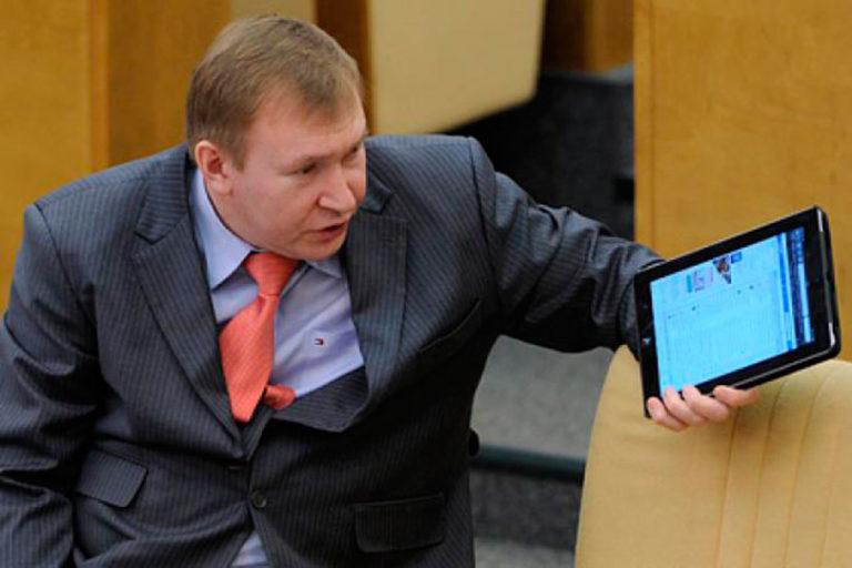 Экс-депутат от «Единой России» Сергей Поддубный назвал «мародерством» просьбы россиян о помощи
