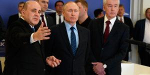 Никакого конфликта между Мишустиным и Собяниным нет, это лишь обычная многоходовка президента Путина