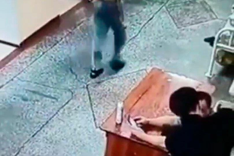 Побег из психбольницы Иркутска