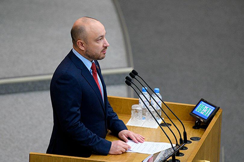 Депутат Щапов