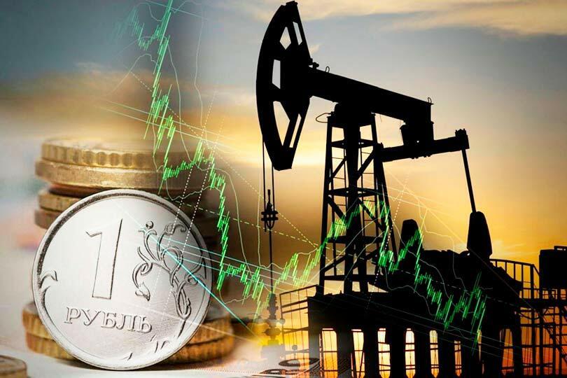 Нефть и экономика  России
