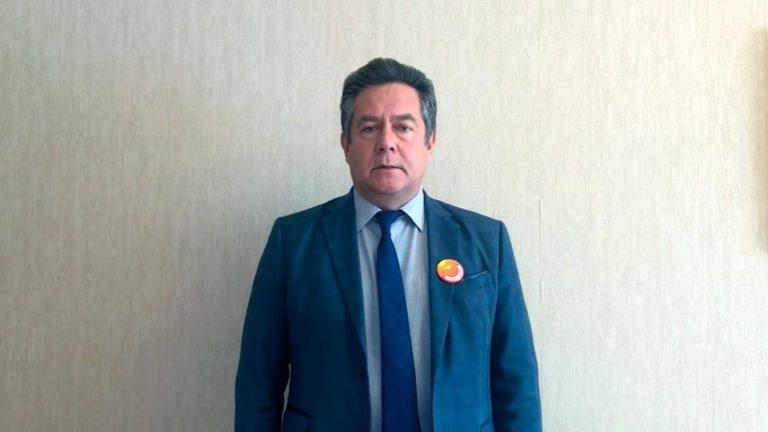 Платошкин обратился с заявлением к президенту и правительству, по поводу народного схода в Северной Осетии-Алании