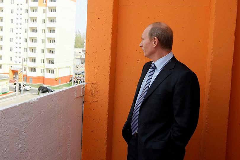 Путин об ипотеке