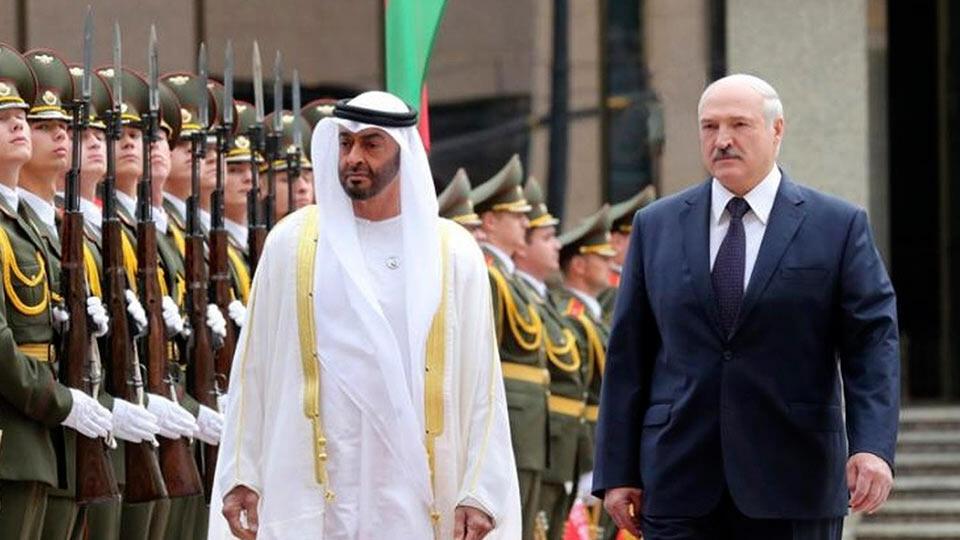 Лукашенко и саудит