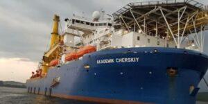 Маршрут судна «Академик Черский» напоминал «броуновское движение» и в погоне от санкций США совершил кругосветку