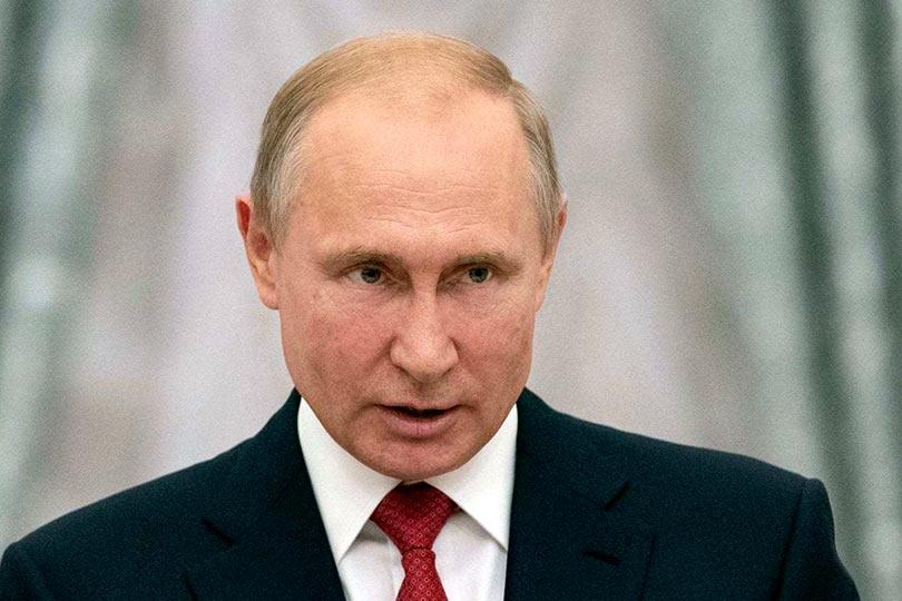 Многоходовка Путина