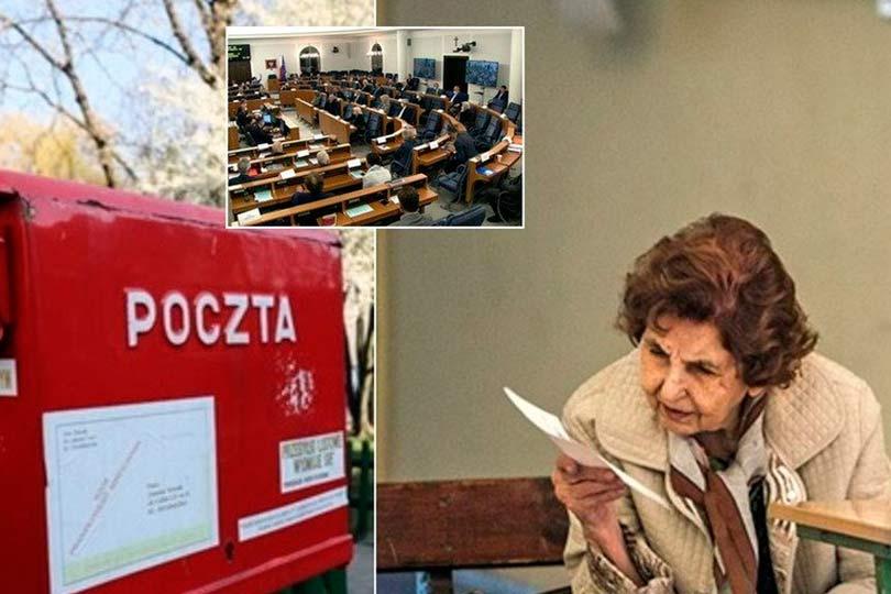 Польские выборы президента по почте
