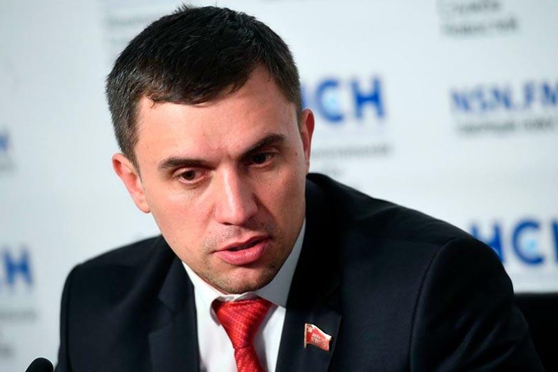 Депутат Бондаренко Николай