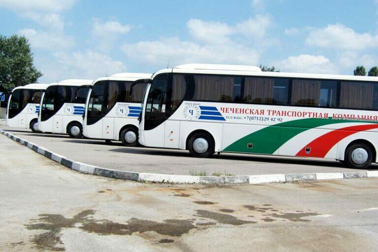 В Чеченской Республике с 18 мая начинает работать общественный транспорт