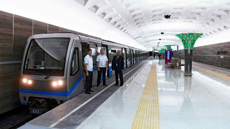 В Казани начали прокладывать вторую линию метрополитена, которая пройдет от ул. Сахарова до ул. Фучика