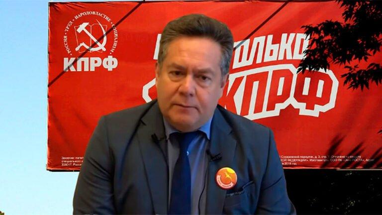 После появления Платошкина на политической авансцене, спокойная жизнь у КПРФ и Зюганова закончилась