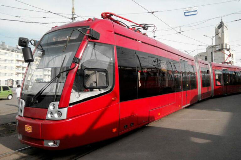 Казань может войти в книгу рекордов Гиннеса с самым длинным в России (34 км) трамвайным маршрутом