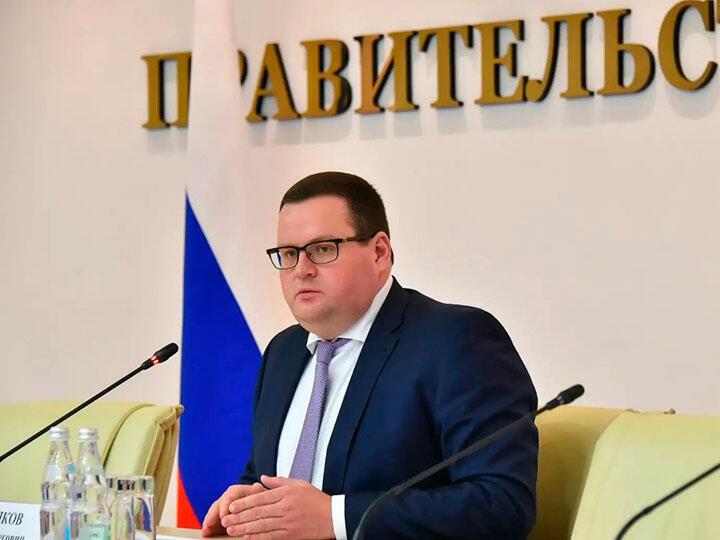 Министр труда Антон Котяков