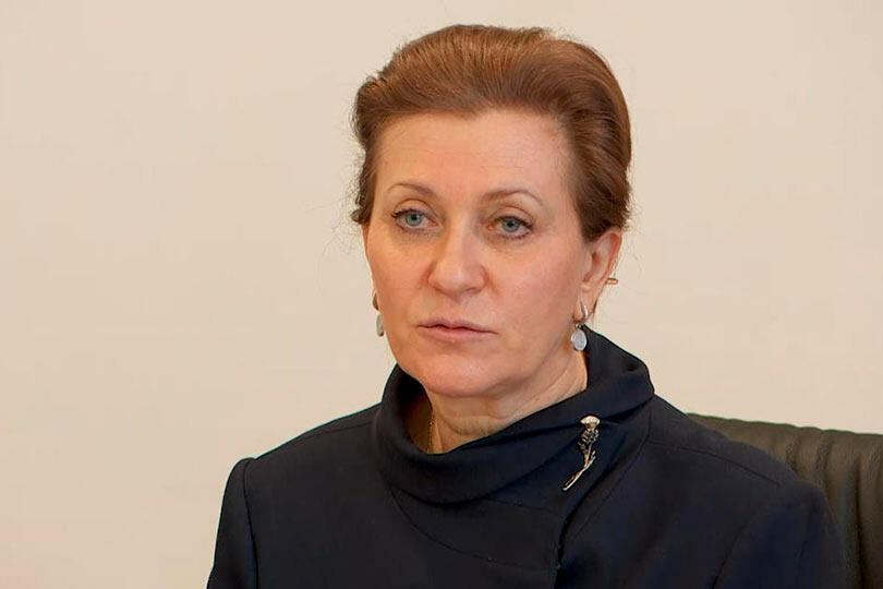 Роспотребнадзор Попова