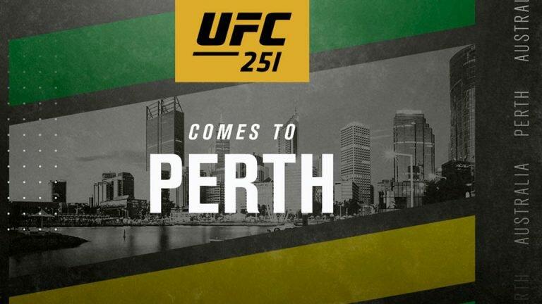 Пандемия COVID-19 вынудила перенести UFC 251 на более позднюю дату