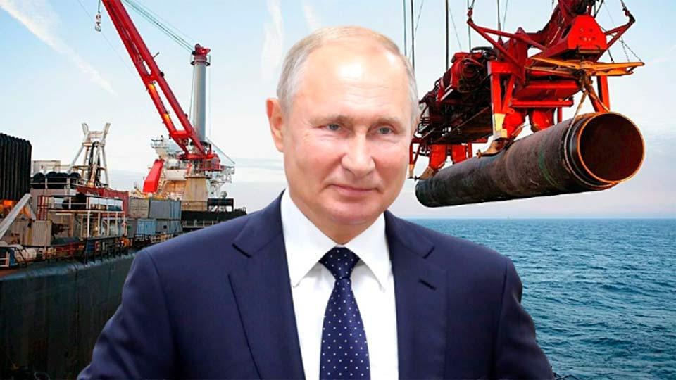 Путин и Северный поток – 2