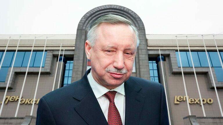 Путин раскритиковал Беглова за ситуацию с «Ленэкспо», где вылечившихся петербуржцев, размещают с больными