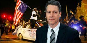 Майкл Бом заверил, что беспорядки в США не приведут к революции, полицейского посадят и все нормализуется