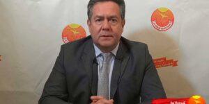Платошкин заявил о создании собственной партии, ей стала зарегистрированная в Минюсте
