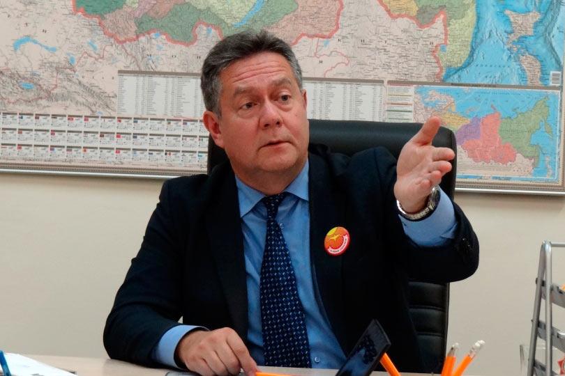 Николай Платошкин лидер ЗНС