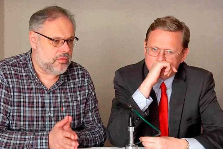 Экономисты Делягин и Хазин объединились и подвергли правительство критике за развал российской экономики