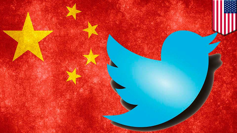 Твиттер и Китай