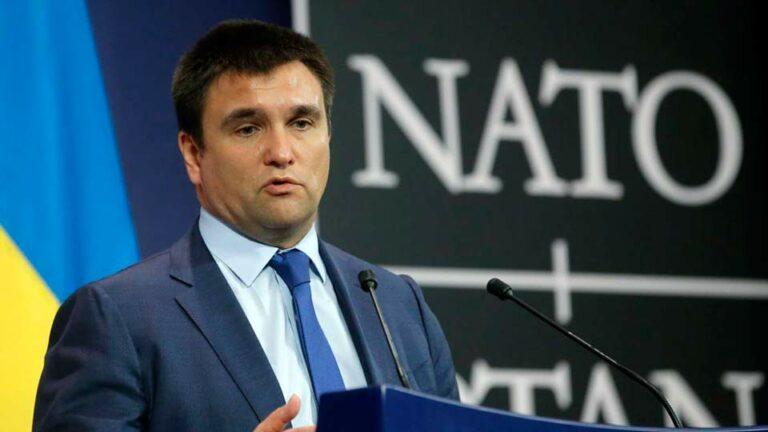 По мнению Климкина, новый статус Украины в НАТО является сигналом для РФ