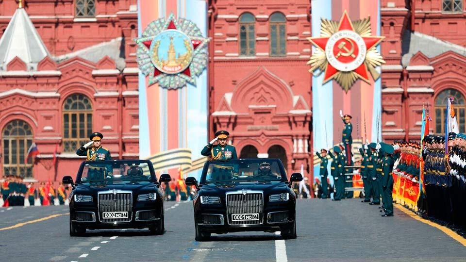 Парад Победы в РФ