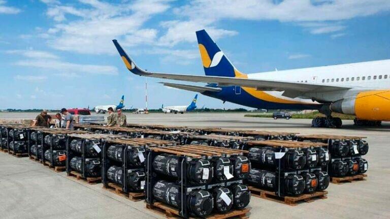 Американцы доставили на Украину Javelin и другого вооружения на $60 млн