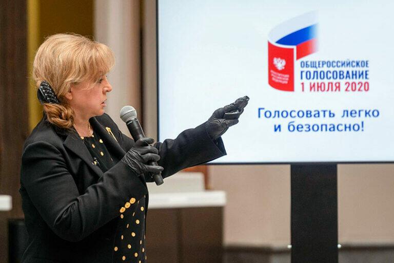 Кремль умерил аппетиты, если ранее он требовал поддержки на голосовании по поправкам 70%, то теперь и 51% за счастье