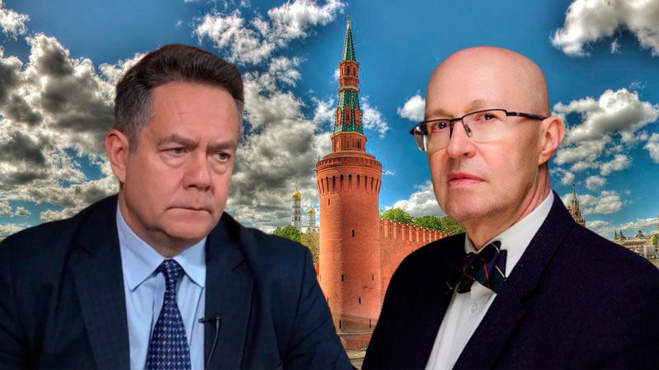 Политологи Платошкин и Соловей