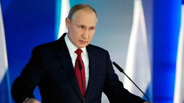 Путин собирается обратиться к россиянам 29 июня, поскольку на 1 июля намечено протестное голосование оппозиции