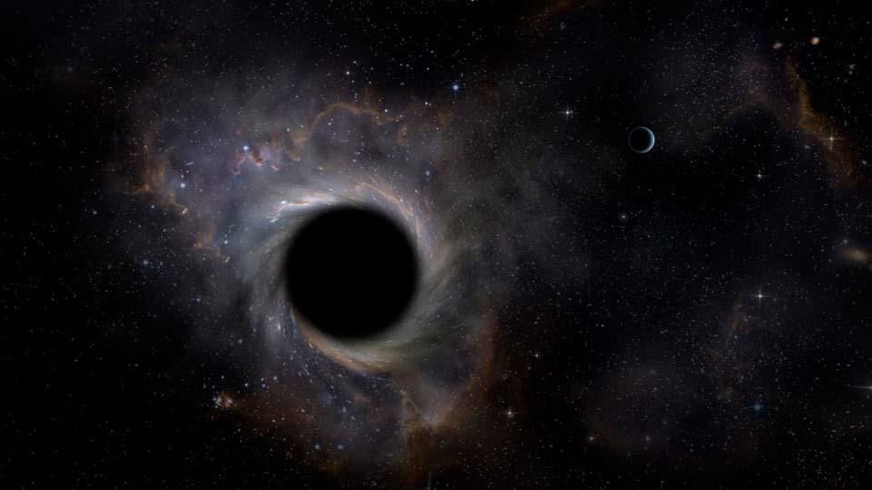 Чёрные дыры в космосе