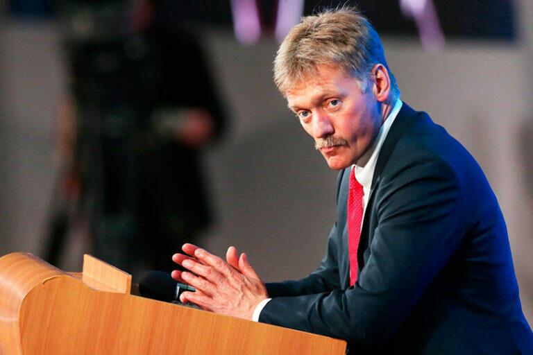 Песков прокомментировал информацию о скором присоединении Донбасса к России