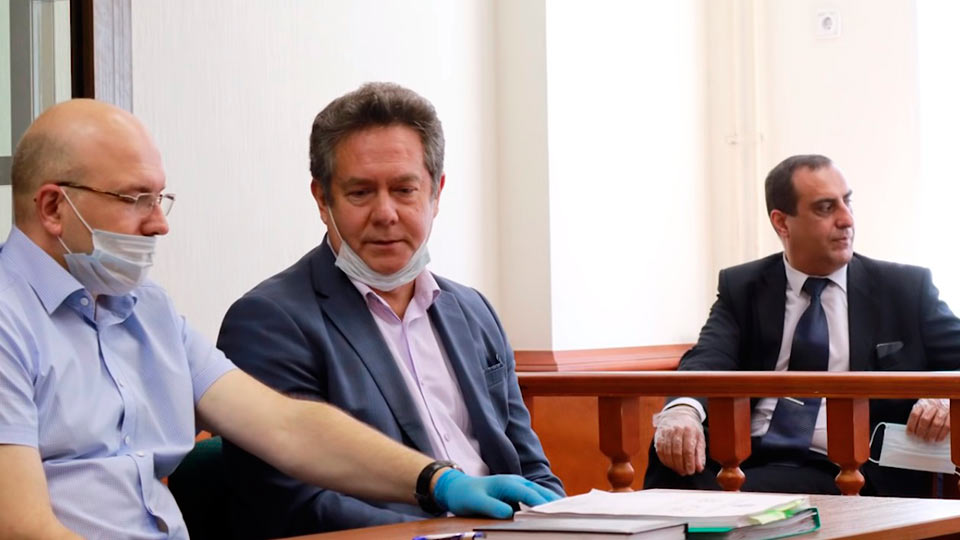 Платошкин в суде
