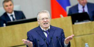 Оперетточный бунт Жириновского по поводу задержания губернатора Хабаровского края Фургала