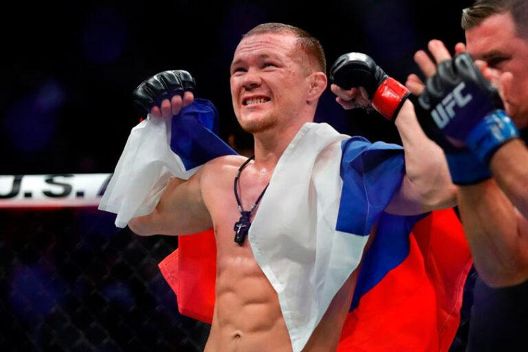 В России 12 июля может появиться новый чемпион UFC Петр Ян, который будет драться с Жозе Альдо