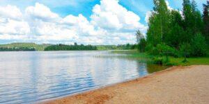 На Урале был избит мужчина из-за того, что переодевал мокрые плавки после купания
