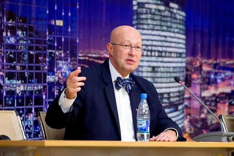 Политик Валерий Соловей