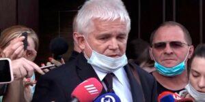 Адвокат Хабаровского губернатора Фургала Борис Кожемякин, дал интервью Андрею Караулову