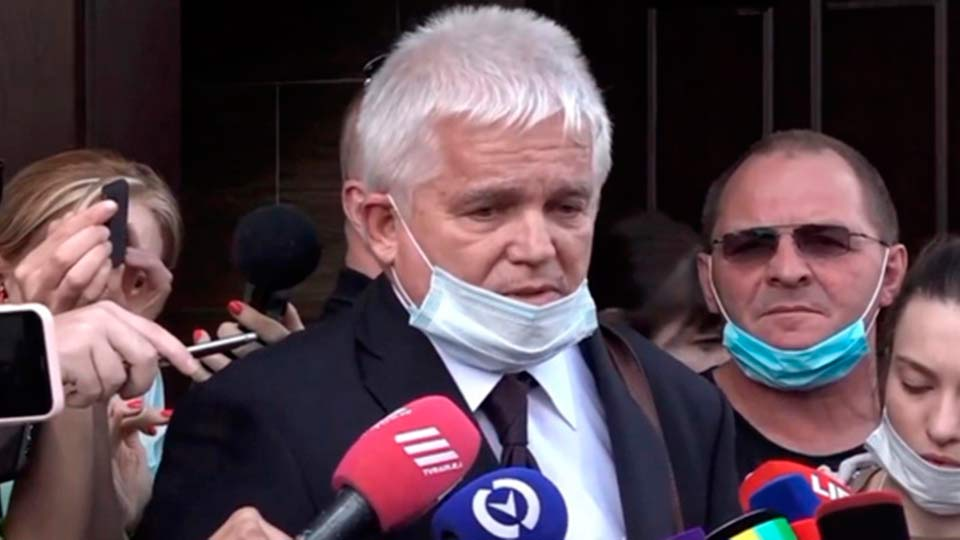 Адвокат Борис Кожемякин