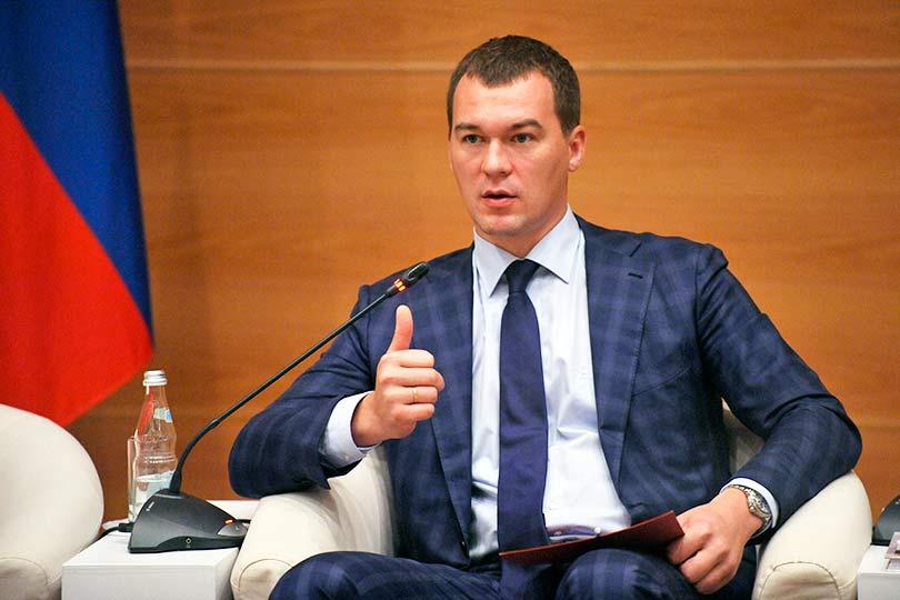 Михаил Дегтярев ЛДПР