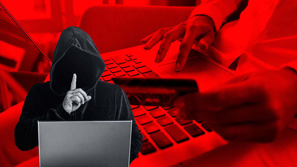 Вирусная атака компьютера